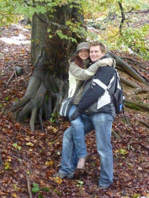 Danielka a Paťko, 22.05.2010 - a toto sme my...