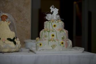 torta od krstnĂ˝ch rodiÄŤov