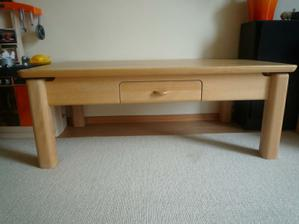 Tento nábytok máme kúpený niekoľko rokov a určite použijeme do domu. Je to masív, tak škoda kupovať nový.