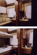 Salónny vozeň (Pohľad 2)