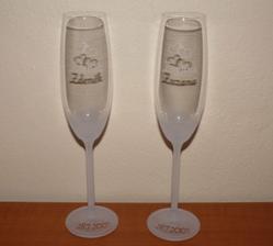 Naše skleničky.