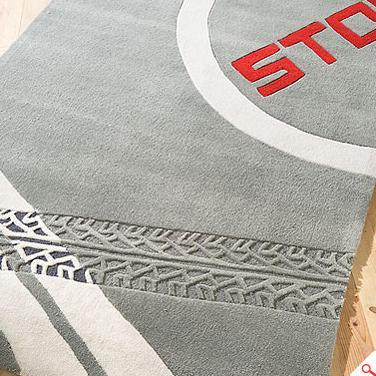 Synova izbicka - koberec uz kupeny