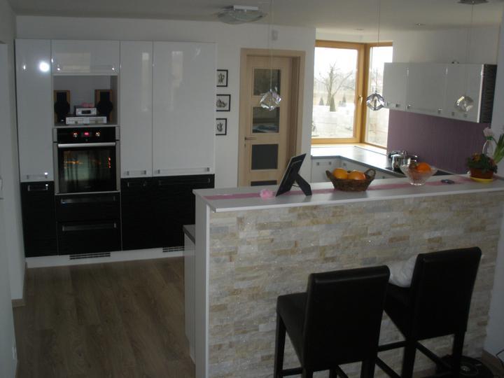 Kuchyňa - A už hotová kuchyňa