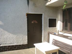 Tento vchod do domu sa zrusi..