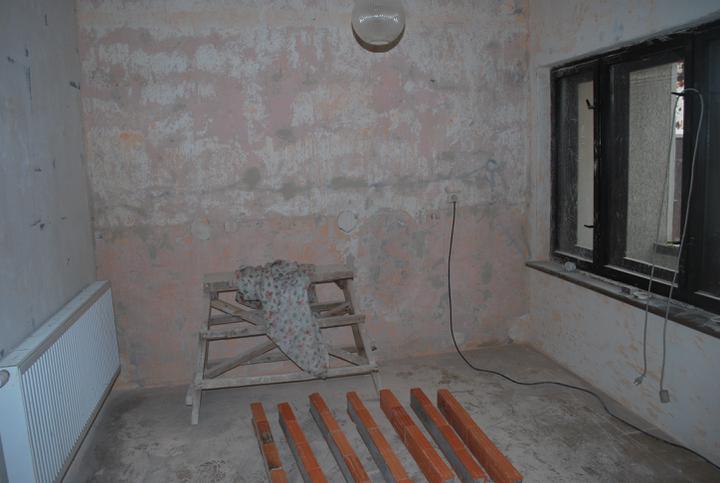 """Naša radosť a """"starosť"""" :) - Oskrabane steny"""