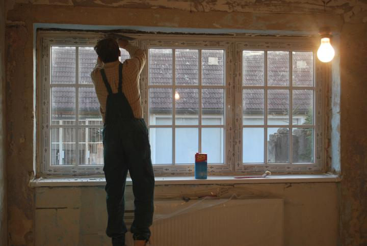 """Naša radosť a """"starosť"""" :) - Moje """"atypicke""""okna, ale ja ich lubim :)"""