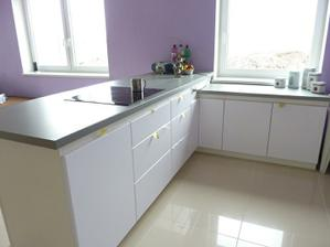 Druhý pohľad na kuchynske skrinky