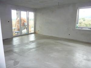 Konečne zaliate podlahy