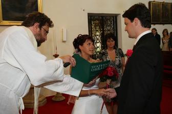 Manželský slib nevěsty