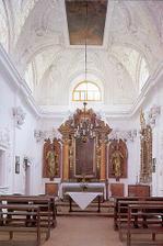 Krásná kaple na Lemberku... Už jsme to byli očíhnout :-)