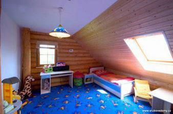 takhle si představuji dětský pokojík