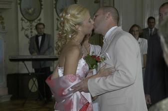A první manželské...