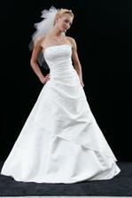 Šaty pro nevěstu poporvé ...