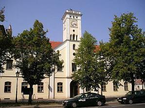 Radnice v Říčanech u Prahy