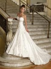 svadobné šaty ako z rozprávky