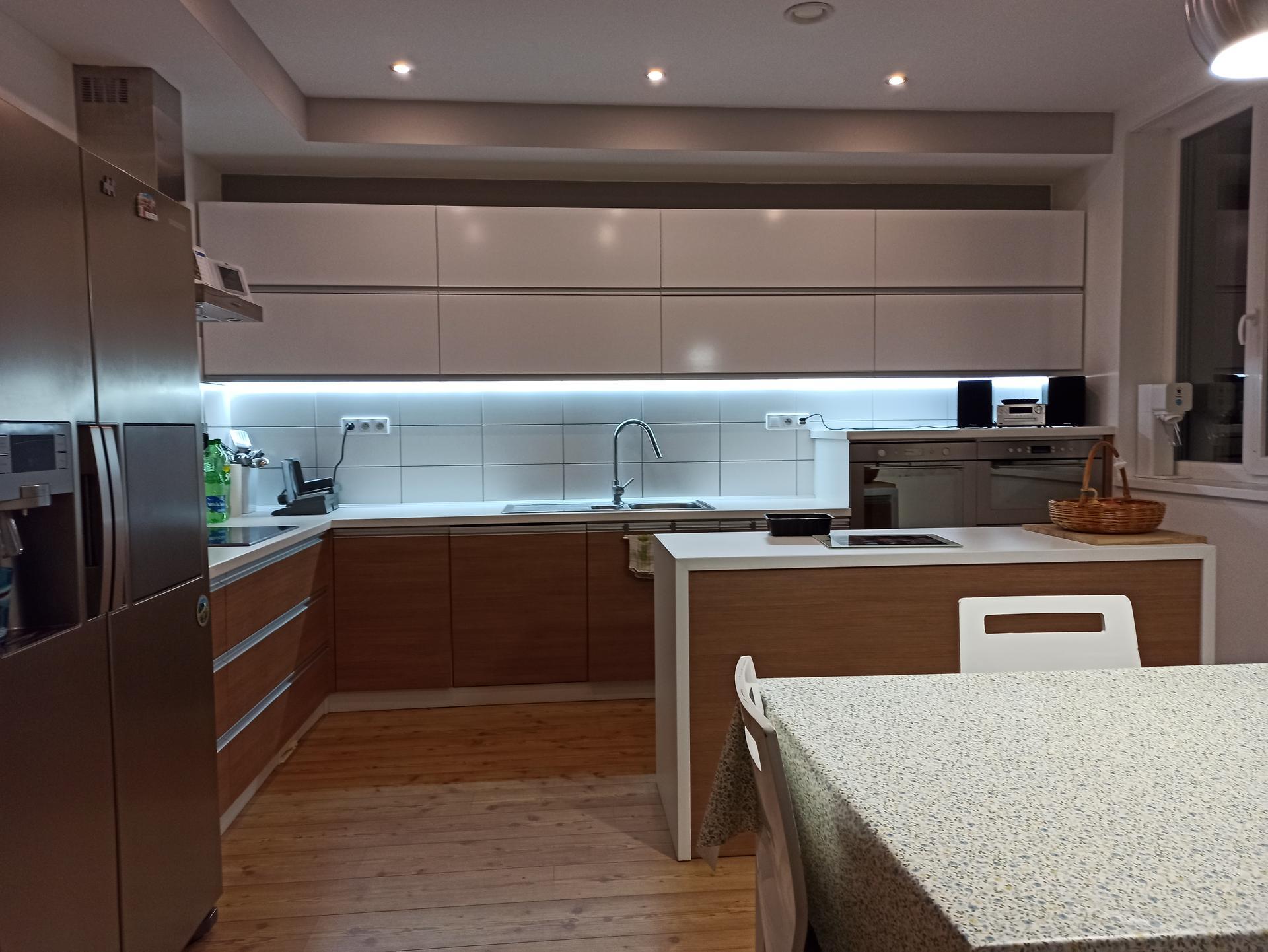 Kuchyna - upgrade
