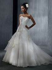 Alfred Angelo - Style 2310 (tried this one on and LOVED it!!)