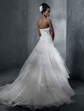 Alfred Angelo - Style 2310 back (tried this one on and LOVED it!!)
