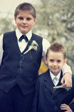 Synovec Andrejko a syn Dominik