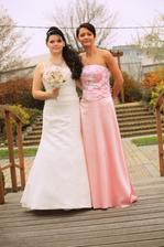 S mladšou sestrou