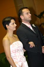 naši svedkovia -sestra Majka a jej manžel Karol