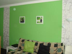 nové obrázky v obýváku :-)