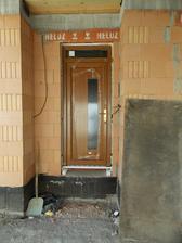 vchodove dvere- Gavaplast 913 - zlaty dub