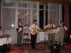 Dušanova bluegrassová kapela Highlight