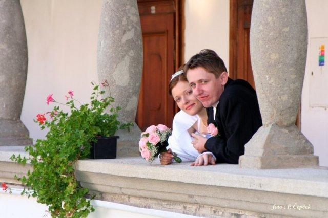 Katarína Knížatová{{_AND_}}Eduard Candrák - balkon