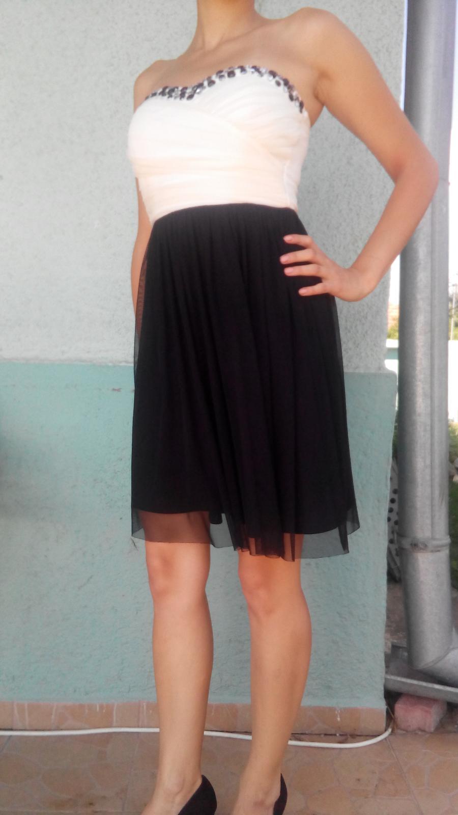 krátke šaty - Obrázok č. 1
