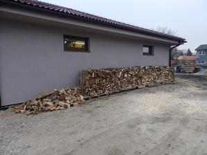 vyhoda drevodomu. ostane kopa zvyskov a odrezkov :)