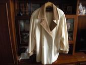 Dámský vlněný kabátek z Anglie nenošený , 50