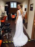Příprava nevěsty - výsledek