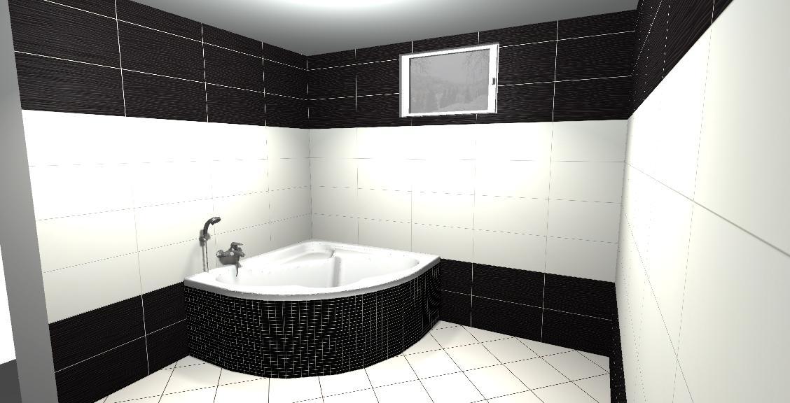 Vivida/vivido-nero /bianco  vizu pre našu spodnú kúpeľňu - Obrázok č. 3