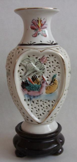 Váza na stojane   - Obrázok č. 1