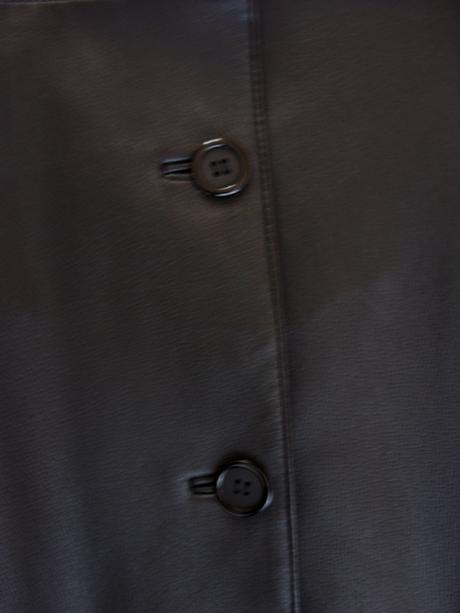 Dámsky kožený kabát  nenosený - Obrázok č. 3