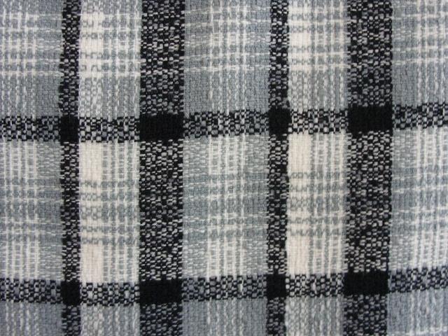Sukňový kostým šedá kocka       - Obrázok č. 3