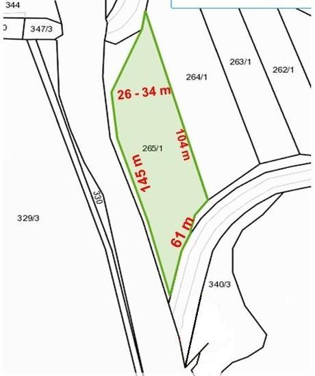 Orná pôda katastrálne územie Biskupice      - Obrázok č. 1