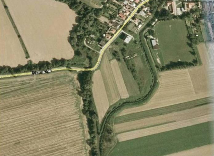 Orná pôda katastrálne územie Biskupice - Obrázok č. 2