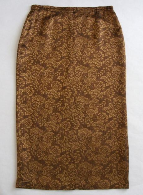 Spoločenská sukňa   - Obrázok č. 2