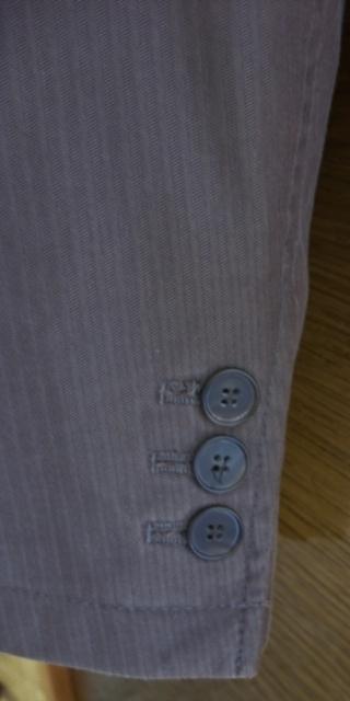 Oblek pánsky nenosený  - Obrázok č. 3