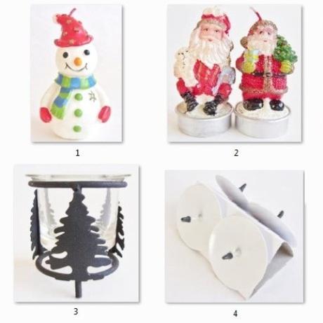 Ozdoby vianočné set - Obrázok č. 1