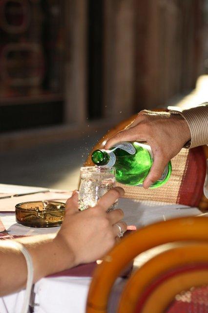 Dagmara Hrotková{{_AND_}}Peter Tillinger - naliali sme si aj čistého vínka.../minerálky/