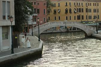 Benátky sú krásne