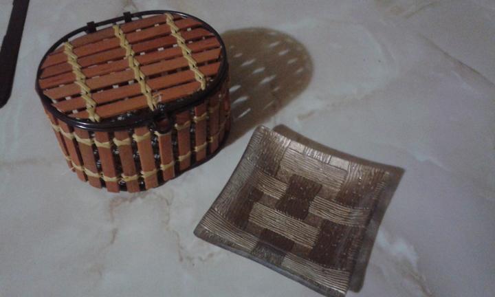 krabicka a tanierik - Obrázok č. 1