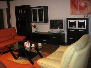 tiež objednaný nábytok do obyvky