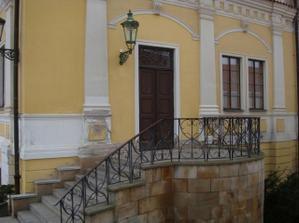 -vchod do sv.síně-