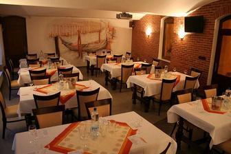 Vybráno místo hostiny, hotel Gondola ;)