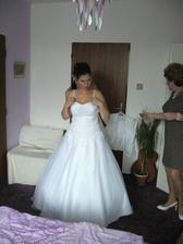 První vrstva šatů :-)