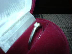 môj drahý ma požiadal o ruku 18.1.2008